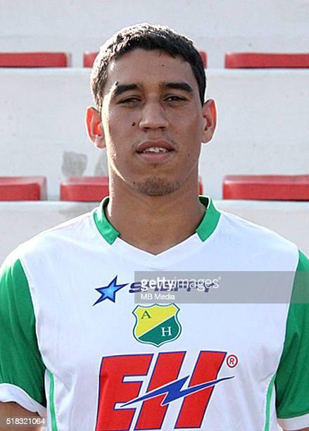 Colombia League Liga Aguila 20152016 Club Deportivo Atletico Huila Colombia / Jhonny Alexander Da Silva