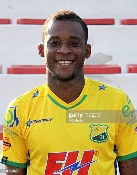 Colombia League Liga Aguila 20152016 Club Deportivo Atletico Huila Colombia / Jackson Palacio Sanchez