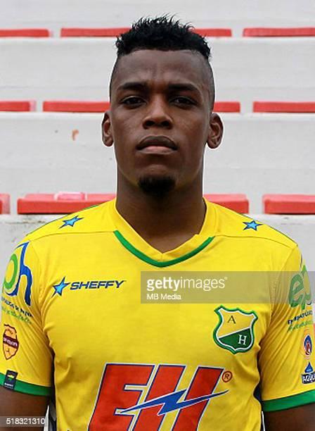 Colombia League Liga Aguila 20152016 Club Deportivo Atletico Huila Colombia / Manuel Eutimio Berrio Palacios