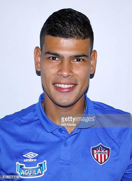 Colombia League Liga Aguila 20152016 Club Deportivo Junior de Barranquilla Colombia / Jorge Enrique Arias de la Hoz