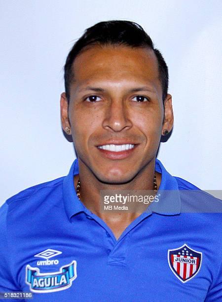 Colombia League Liga Aguila 20152016 Club Deportivo Junior de Barranquilla Colombia / Juan Guillermo Dominguez Cabezas