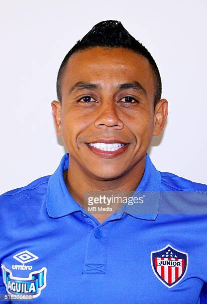 Colombia League Liga Aguila 20152016 Club Deportivo Junior de Barranquilla Colombia / Vladimir Javier Hernandez Riveiro