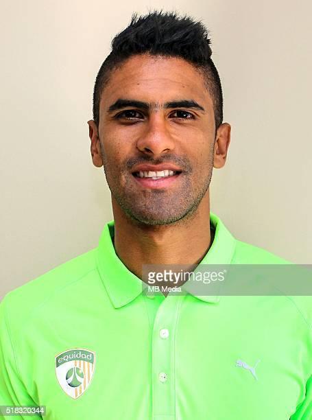 Colombia League - Liga Aguila 2015-2016 - Club Deportivo La Equidad - Colombia / Santiago Trellez Vivero