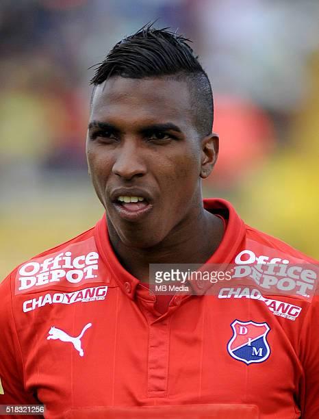 Colombia League Liga Aguila 20152016 Deportivo Independiente Medellin Colombia / Johan Leandro Arango Ambuila