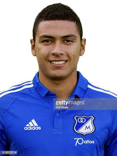 Colombia League Liga Aguila 20152016 Millonarios Futbol Club Colombia / Stiven Vega Londono
