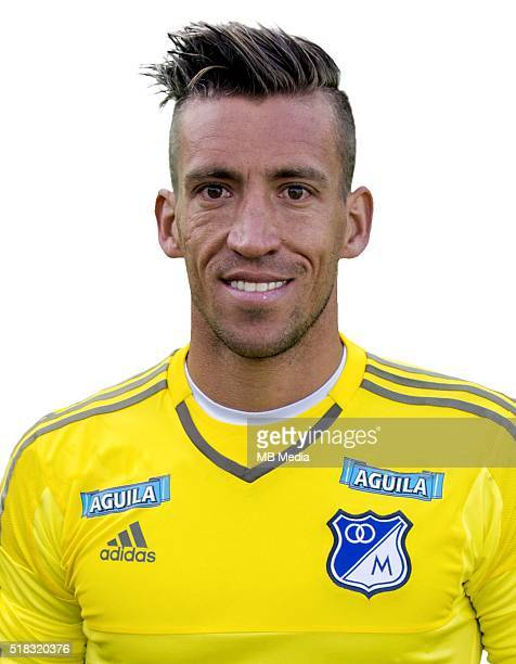 Colombia League Liga Aguila 20152016 Millonarios Futbol Club Colombia / Nicolas Vikonis Moreau