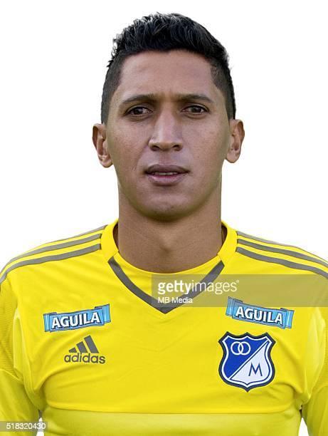 Colombia League Liga Aguila 20152016 Millonarios Futbol Club Colombia / Jose Ramiro Sanchez Carvajal