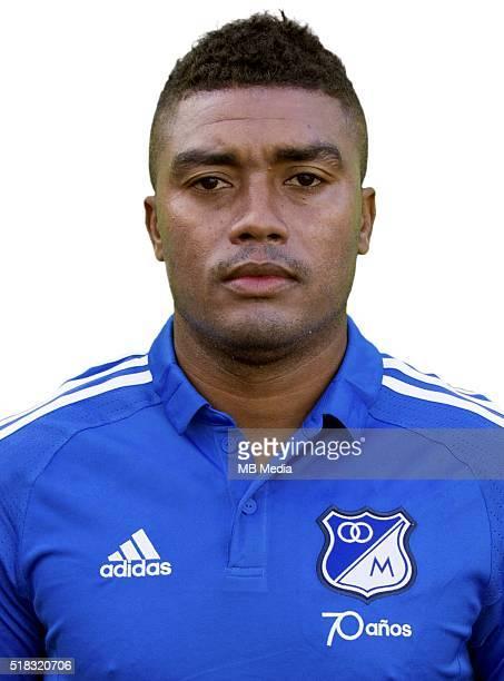 Colombia League Liga Aguila 20152016 Millonarios Futbol Club Colombia / Carlos Alberto Valencia Paredes