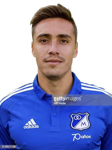 Colombia League Liga Aguila 20152016 Millonarios Futbol Club Colombia / Henry Andres Rojas Delgado