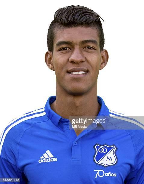 Colombia League Liga Aguila 20152016 Millonarios Futbol Club Colombia / Jonathan Yulian Mejia Chaverra