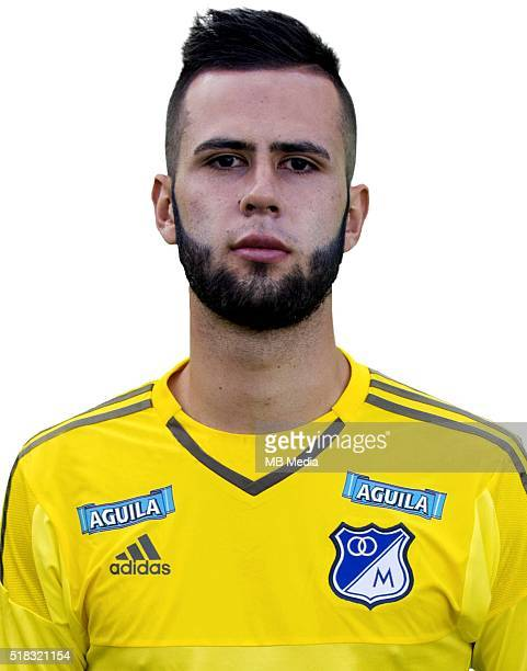 Colombia League Liga Aguila 20152016 Millonarios Futbol Club Colombia / Brayan Esteban Silva Pinto