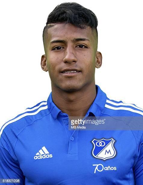 Colombia League Liga Aguila 20152016 Millonarios Futbol Club Colombia / Harold Santiago Mosquera