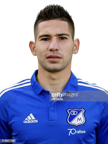 Colombia League Liga Aguila 20152016 Millonarios Futbol Club Colombia / Jonathan Alexander Agudelo Velasquez