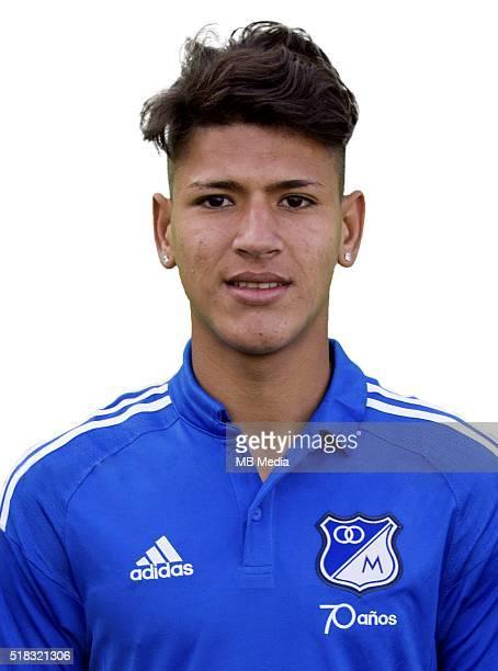 Colombia League Liga Aguila 20152016 Millonarios Futbol Club Colombia / Jorge Andres Carrascal Guardo