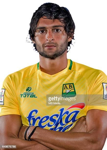 Colombia League Liga Aguila 20162017 / 'nClub Atletico Bucaramanga Colombia 'nAdalberto Gonzalez