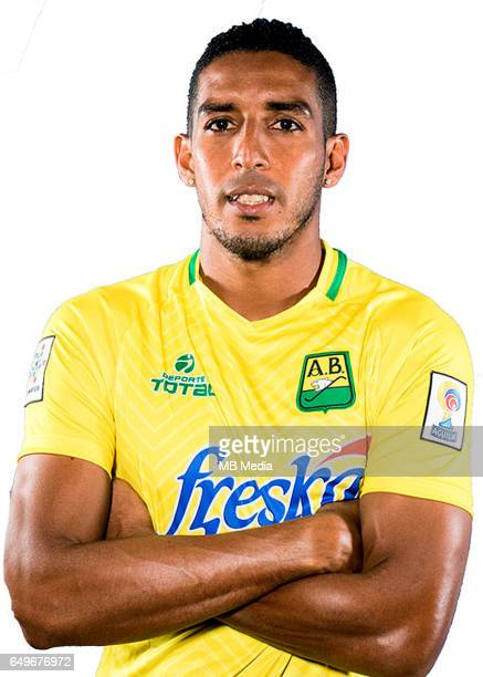 Colombia League Liga Aguila 20162017 / 'nClub Atletico Bucaramanga Colombia 'nDavinson Monsalve