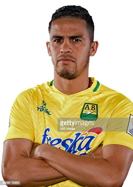 Colombia League Liga Aguila 20162017 / 'nClub Atletico Bucaramanga Colombia 'nYulian Anchico