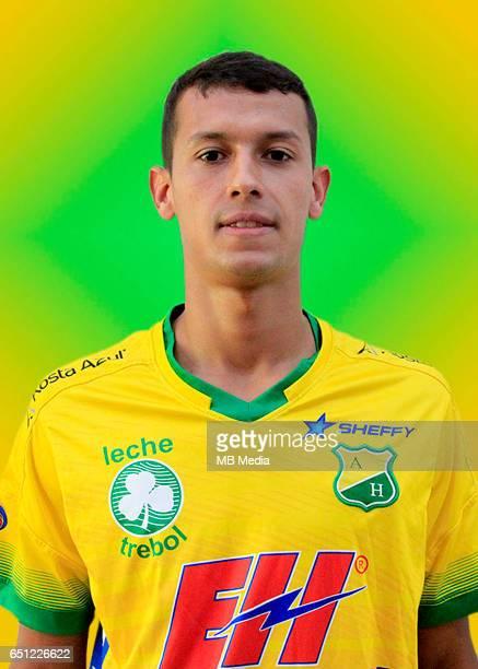 Colombia League Liga Aguila 20162017 / 'nClub Deportivo Atletico Huila Colombia / 'nAndres Ricaurte