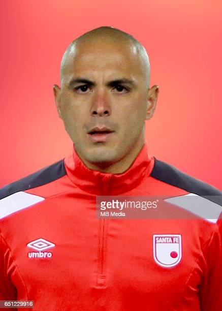 Colombia League Liga Aguila 20162017 / 'nClub Independiente Santa Fe Colombia 'nOmar Perez