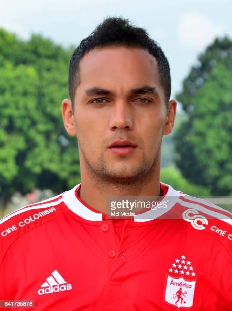 Colombia League Liga Aguila 20162017 / nCorporacion Deportivo America Cali Colombia nJonathan Esteban Alvarez Isaza