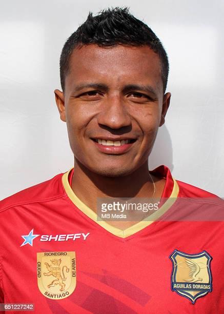 Colombia League Liga Aguila 20162017 / nRionegro Aguilas Doradas Colombia nLuis Mosquera