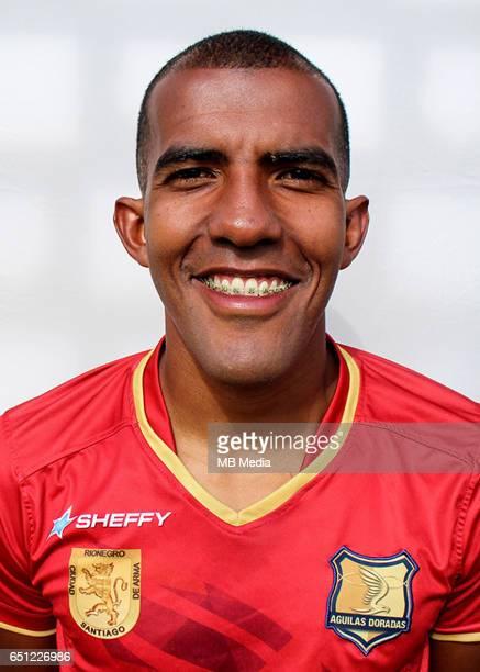 Colombia League Liga Aguila 20162017 / 'nRionegro Aguilas Doradas Colombia 'nFabio Dario Rodríguez