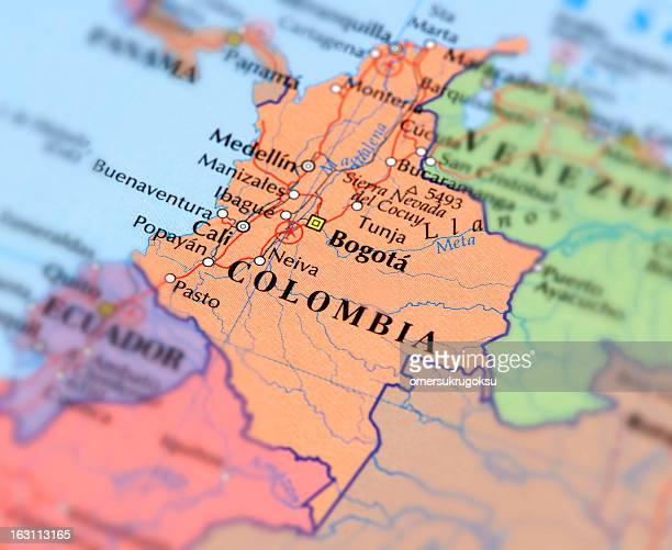 colombia - colombia foto e immagini stock