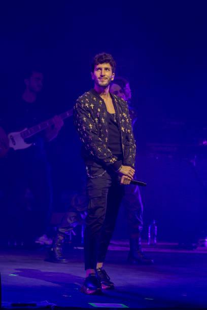 ESP: Sebastian Yatra Concert In Barcelona
