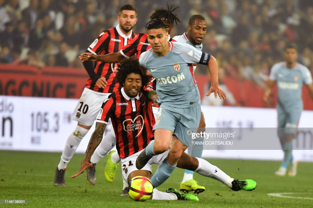 FRA: OGC Nice v AS Monaco - Ligue 1