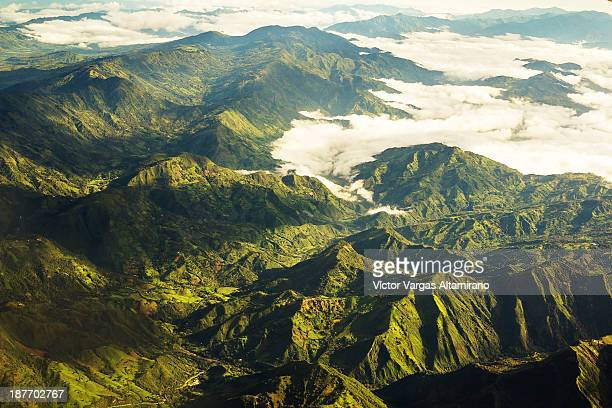 colombian mountains - cundinamarca stock pictures, royalty-free photos & images