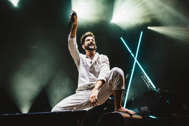 ESP: Camilo Concert In Madrid