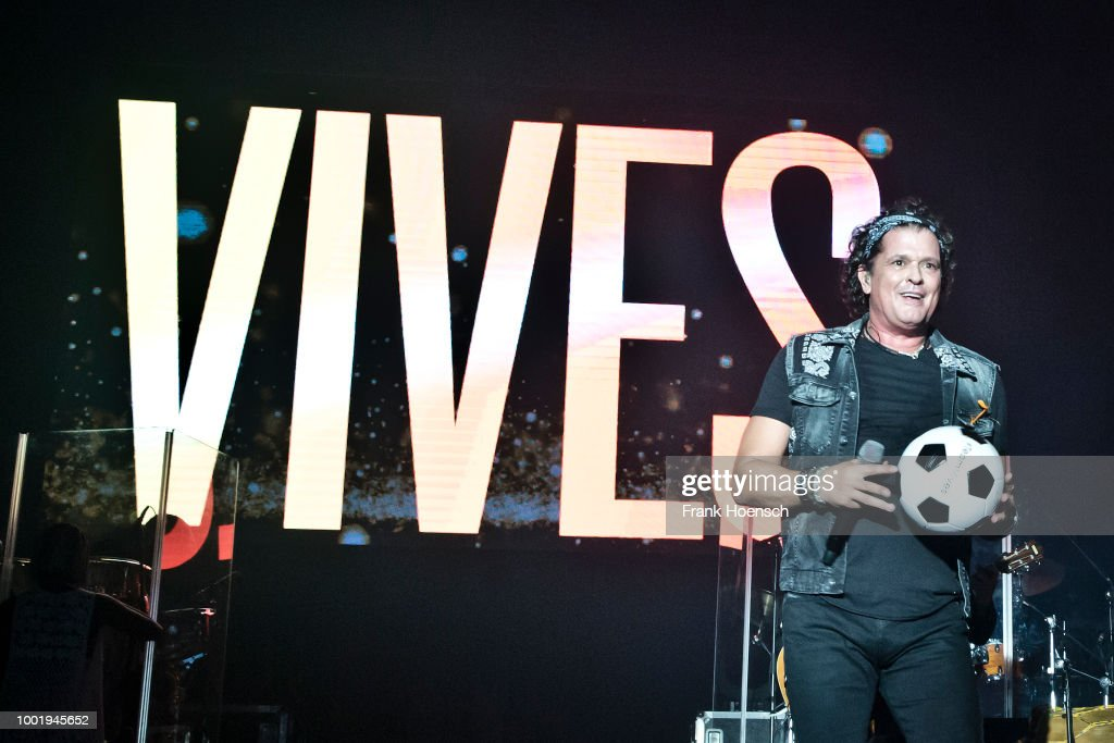 Carlos Vives Performs In Berlin
