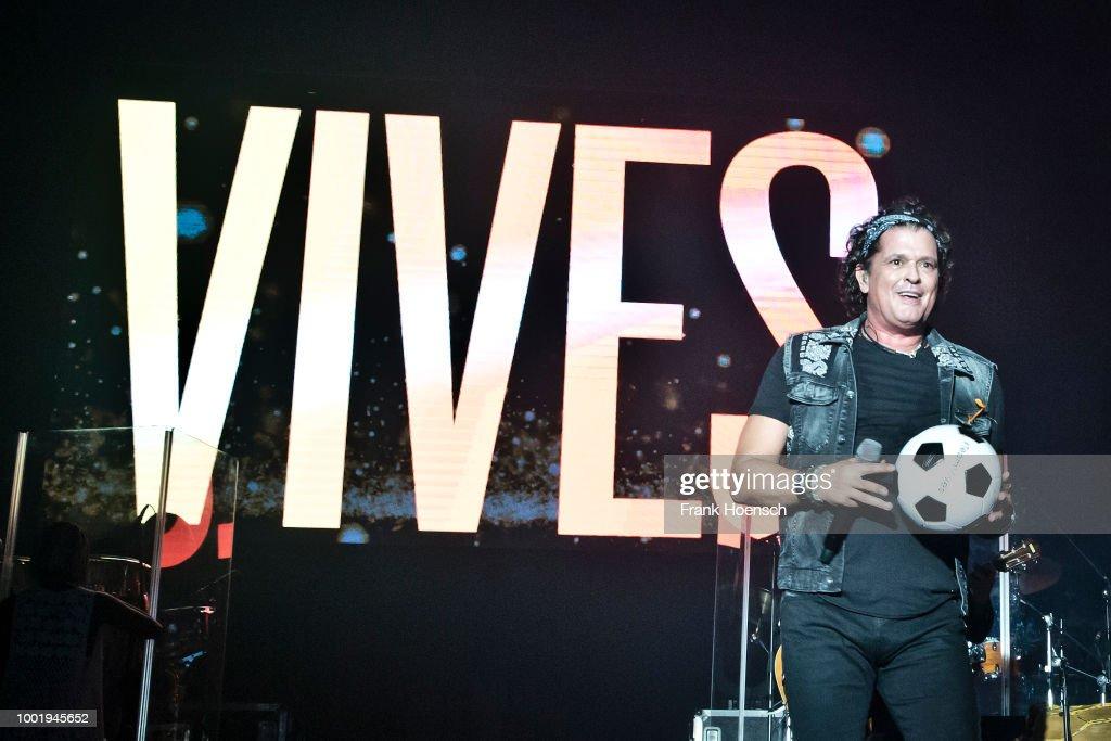 Carlos Vives Performs In Berlin