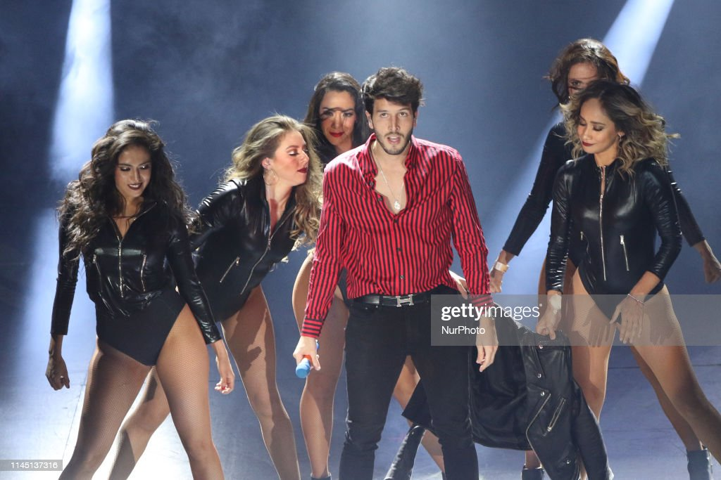 MEX: Sebastian Yatra Performs In Mexico City
