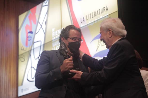 MEX: 4th Biennial Novel Award Mario Vargas Llosa