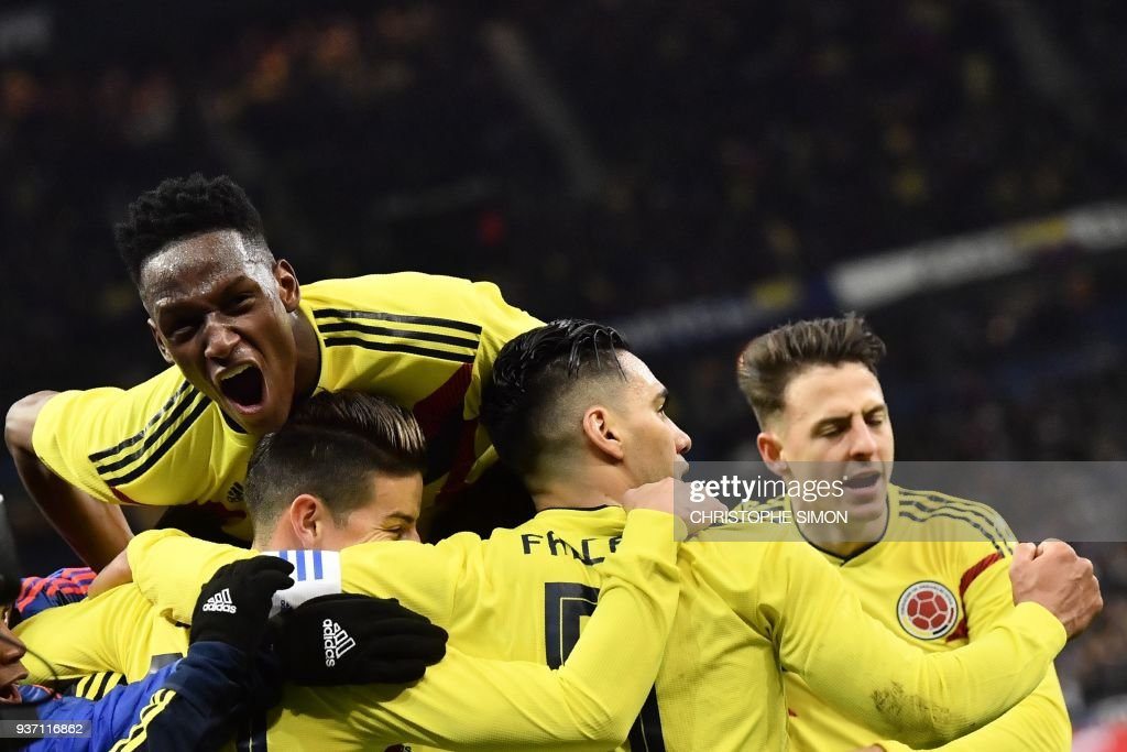 France v Colombia - International Friendly