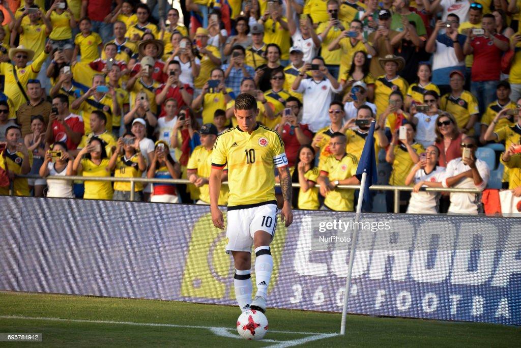 Cameroon v Colombia - International Friendly : News Photo