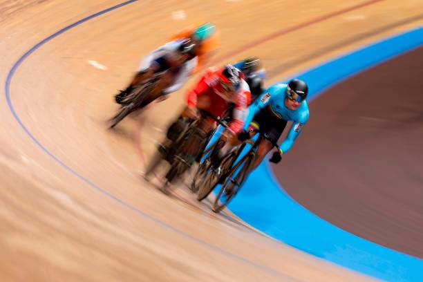 DEU: UCI Track Cycling World Championships Berlin - Day 2