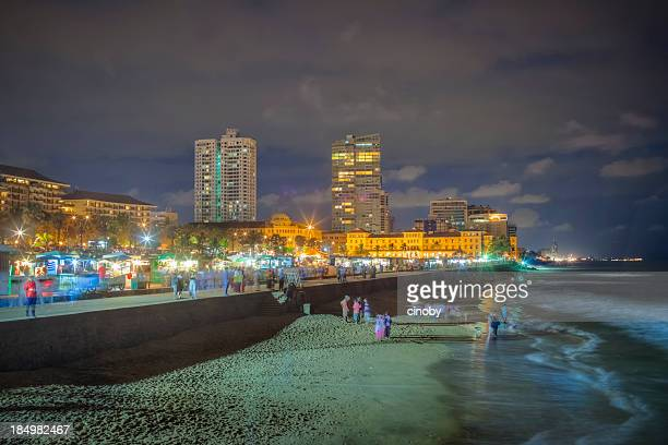 Colombo Beach Nightlife