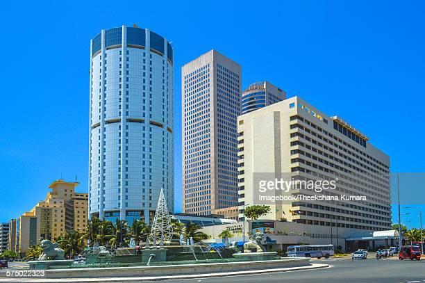 Colombo cityscape