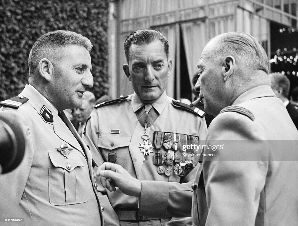 Colonel Alain De Boissieu : Photo d'actualité