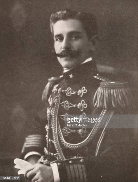 Colonel James Andrews 1914 From The Beautiful Rio De Janeiro by Alured Gray Bell [William Heinemann London 1914] Artist Unknown