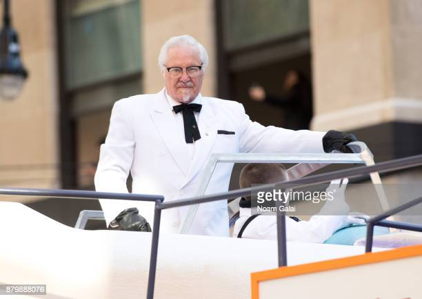 Colonel Sanders attends the 91st Annual Macy's Thanksgiving Day Parade on November 23 2017 in New York City