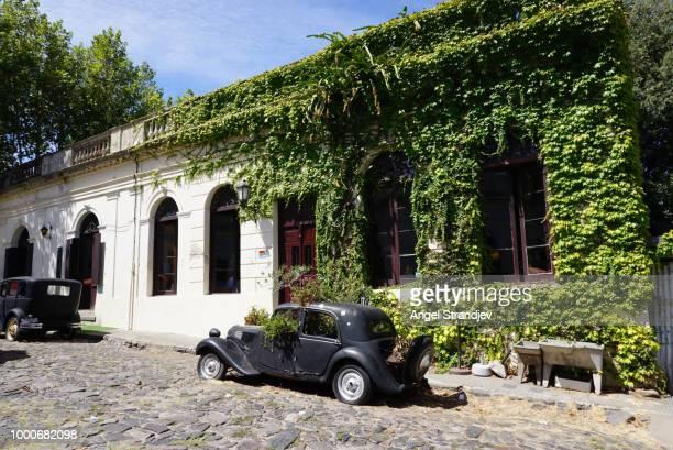 colonia del sacramento uruguay - uruguay stock-fotos und bilder