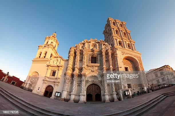 Colonial Cathedral, Saltillo, Mexico