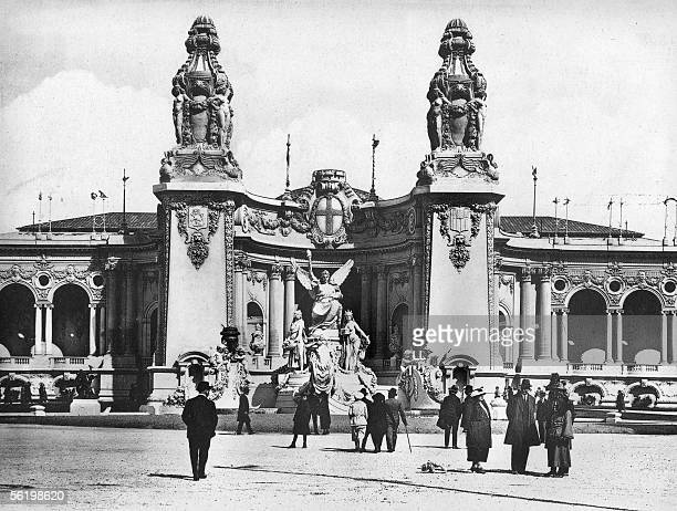 Colonial exhibition of 1922 Marseilles The Grand Palais