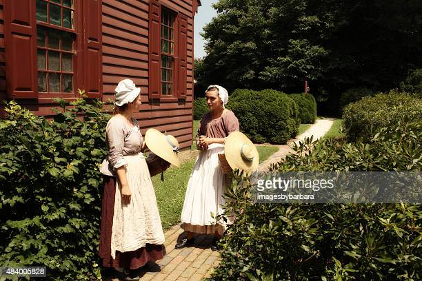 colonial williamsburg - colonial williamsburg stock photos and pictures