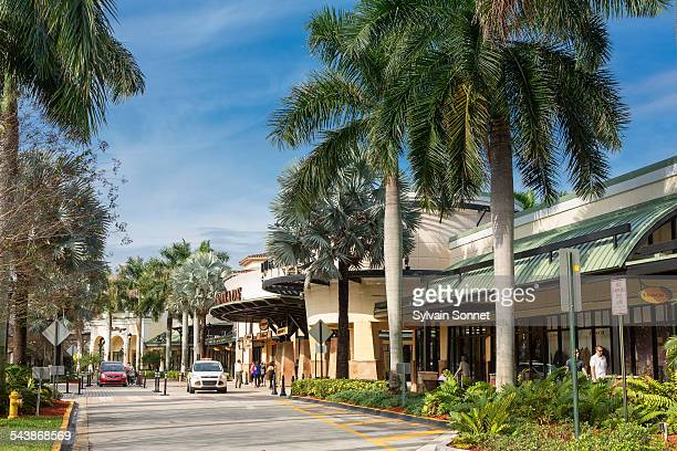 Colonnade Outlets at Sawgrass, sunrise