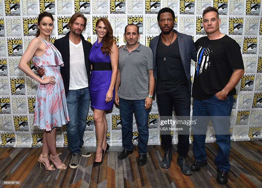 "USA Network's ""Comic Con International 2016"" - Colony Panel and Photo Room"