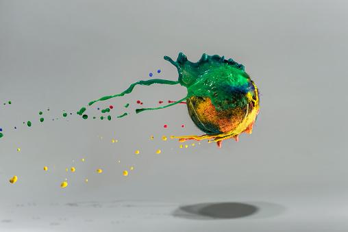 color ball... - gettyimageskorea